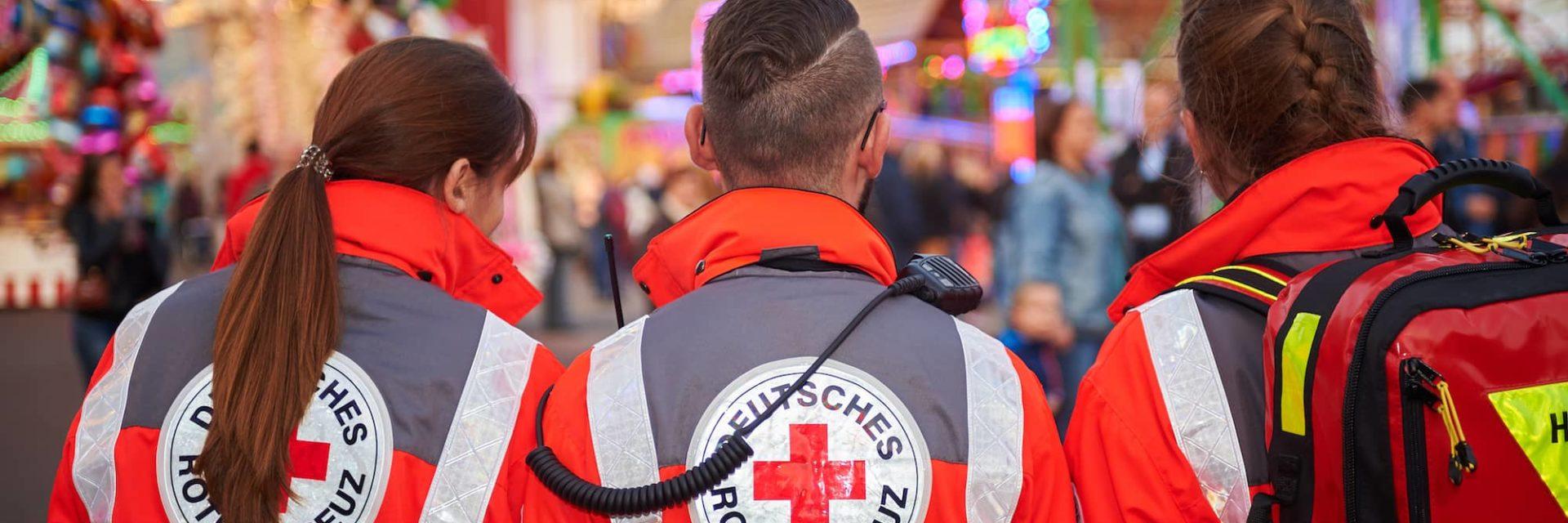 Deutsches rotes Kreuz Bremen, Sanitätsdienst