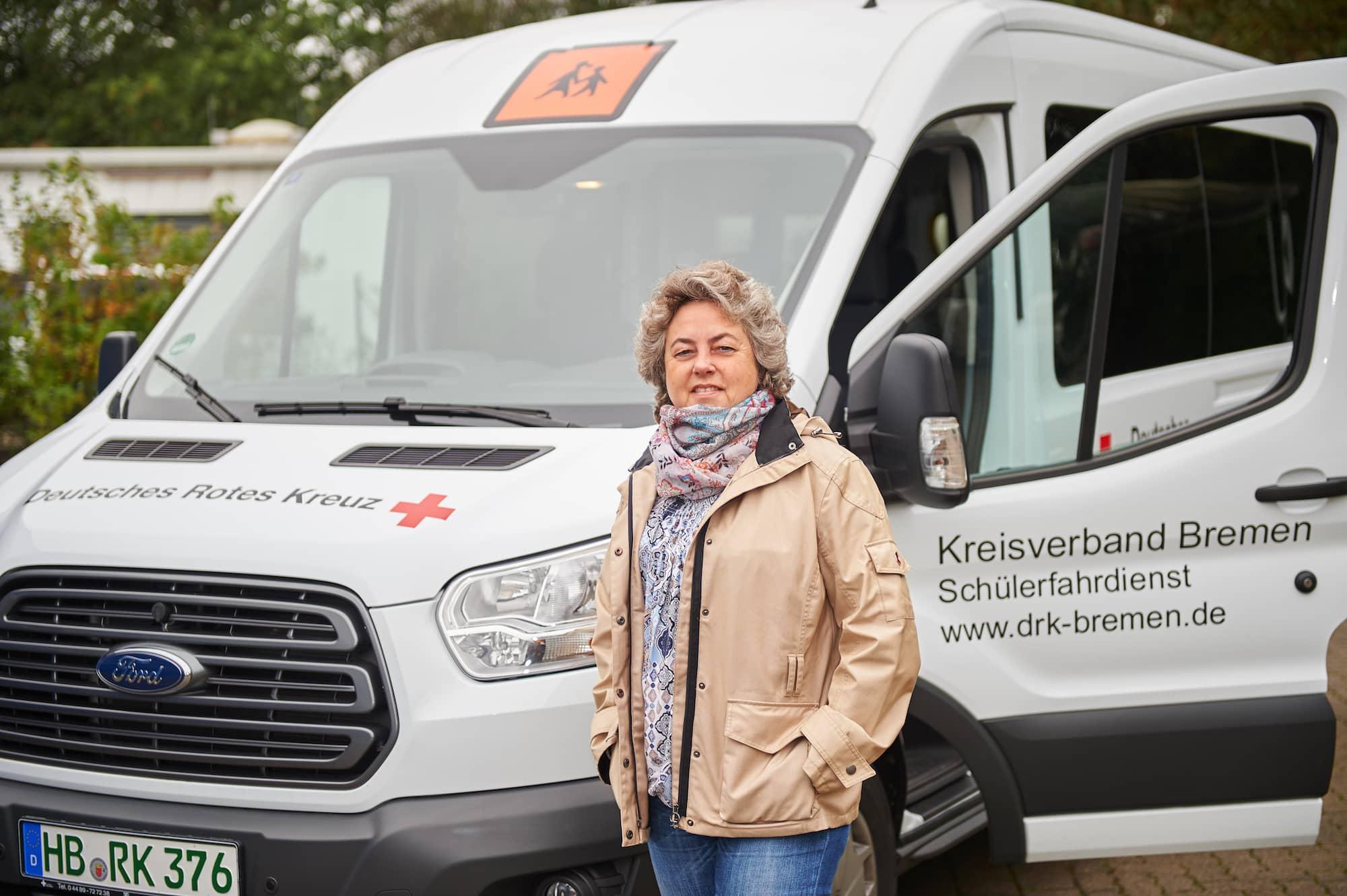 Deutsches-rotes-Kreuz-Bremen-Schuelerfahrdienst eingeschränkte Angebote, Notdienst und Schließungen