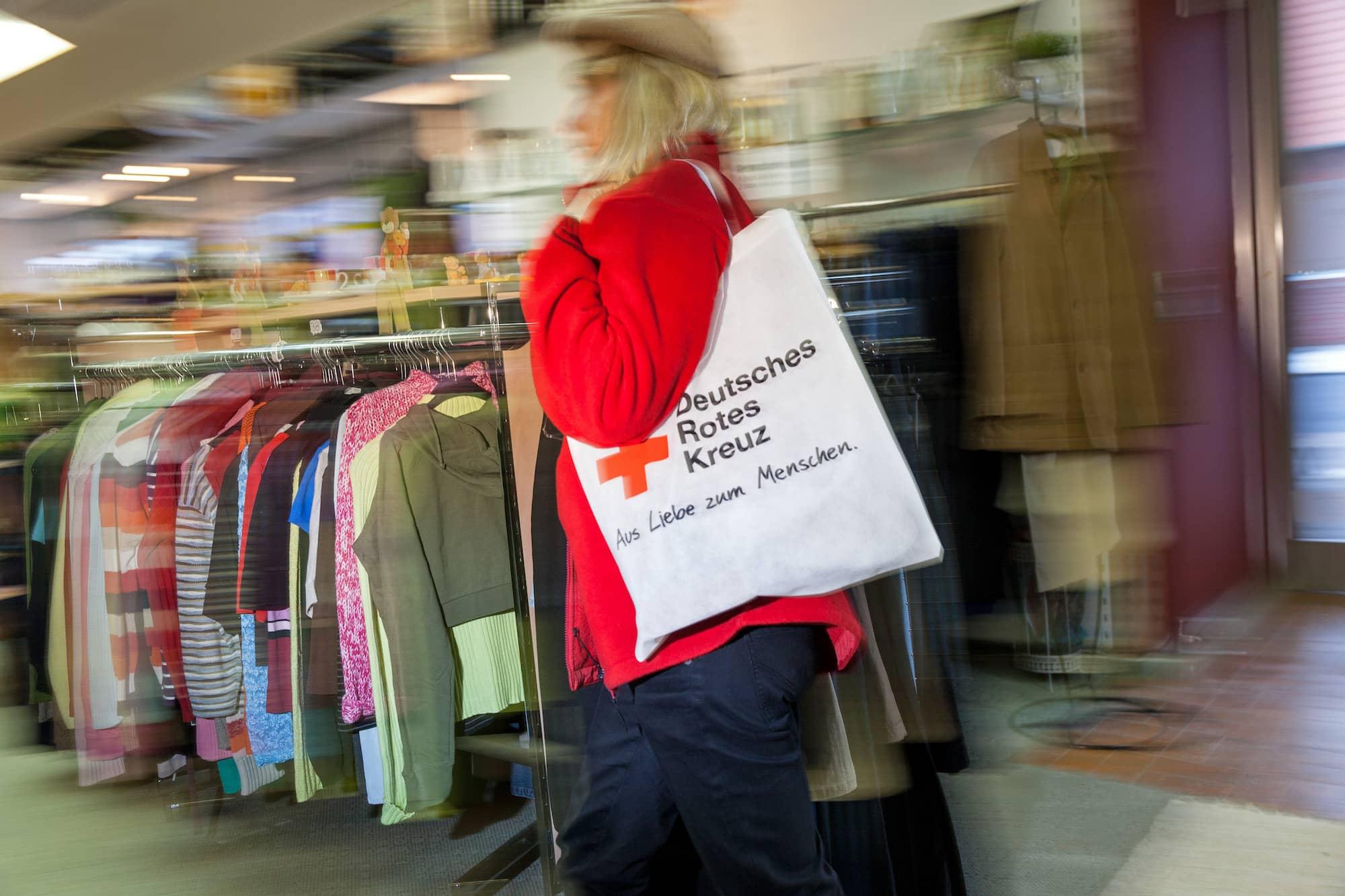 Deutsches-rotes-Kreuz-Bremen_Kleiderkammern eingeschränkte Angebote, Notdienst und Schließungen