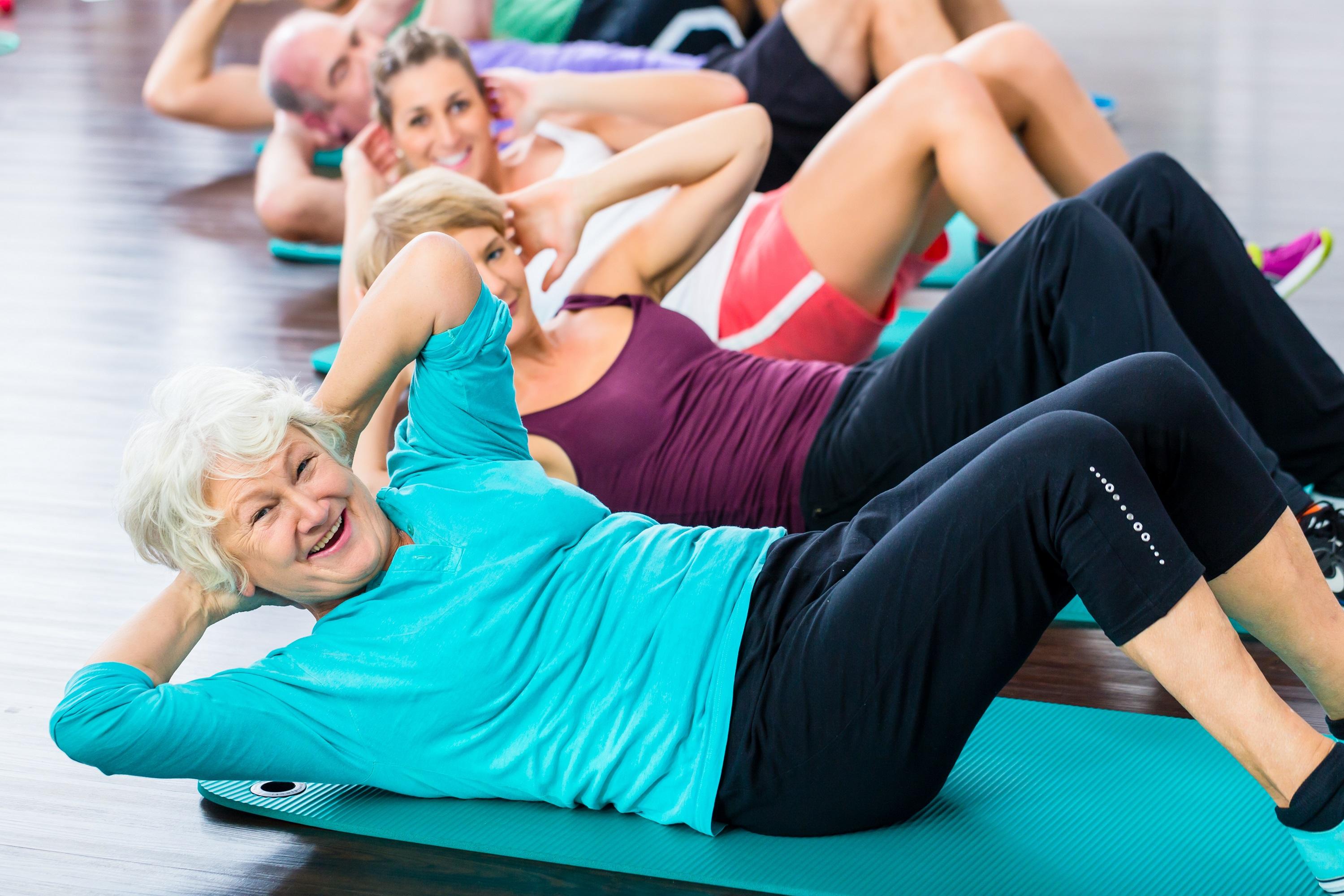 Senioren-Gymnastik eingeschränkte Angebote, Notdienst und Schließungen