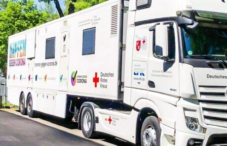 Impftruck-460x295 Einsatz für das Impfmobil