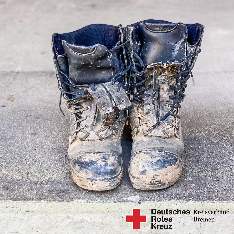 HW20 Hochwasserhilfe aus Bremen - Helfer wieder zu Hause